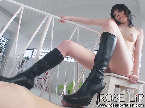 Roselip 0623 全裸にブーツの痴女様たち 夏木アンナ/柳原あかり