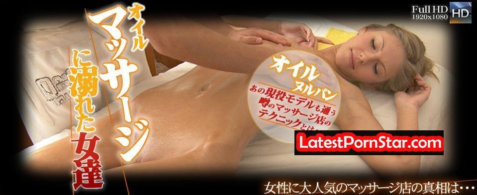 金8天国 Kin8tengoku 0700 あの現役モデルも通う噂のマッサージ店のテクニックとは -オイルマッサージに溺れた女達- / アシュレイ