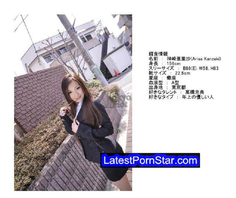 Tokyo Hot n0416 美乳Eカップ完全基地外化 神崎亜里沙