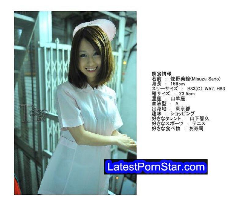 Tokyo Hot n0501 無言輪姦三穴破壊生贄汁 佐野美鈴 佐野美鈴 Tokyo Hot