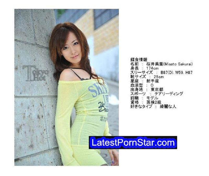 Tokyo Hot n0503 長身モデル過剰輪姦汁溺死 桜井美里