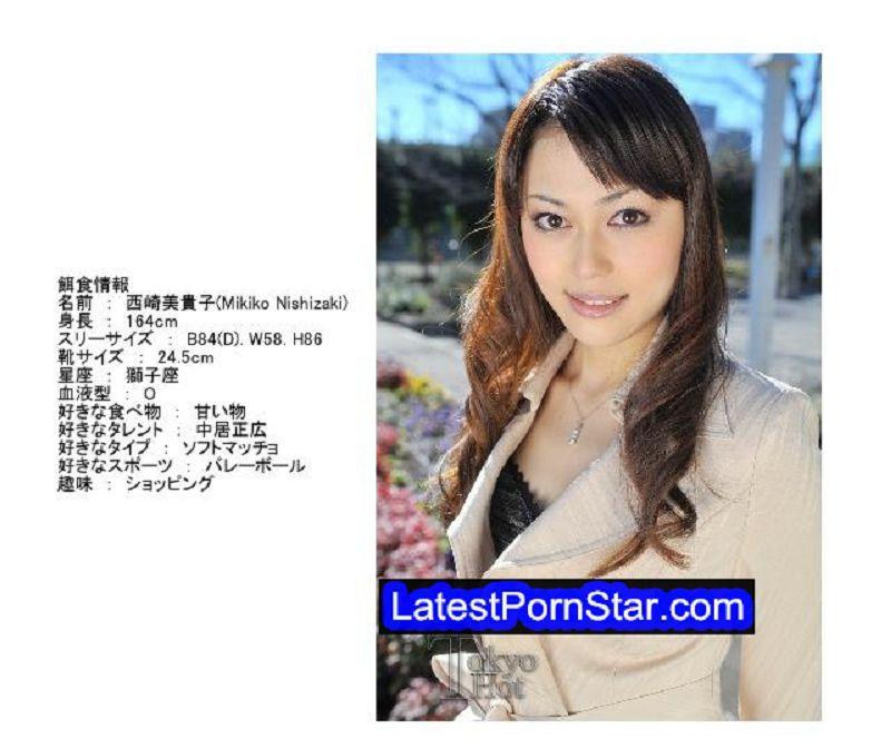 Tokyo Hot n0510 膣内過剰精液強制泣嚥下 西崎美貴子