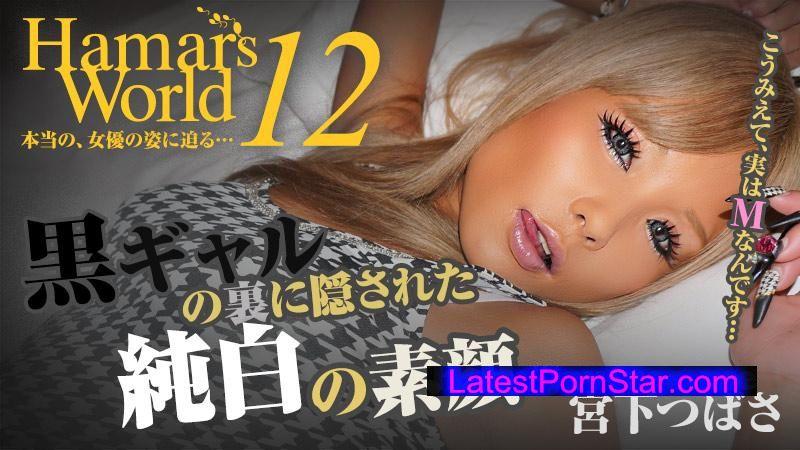 Heyzo 0518 宮下つばさ Hamars World 12~黒ギャルの裏に隠された純白の素顔~ 宮下つばさ heyzo