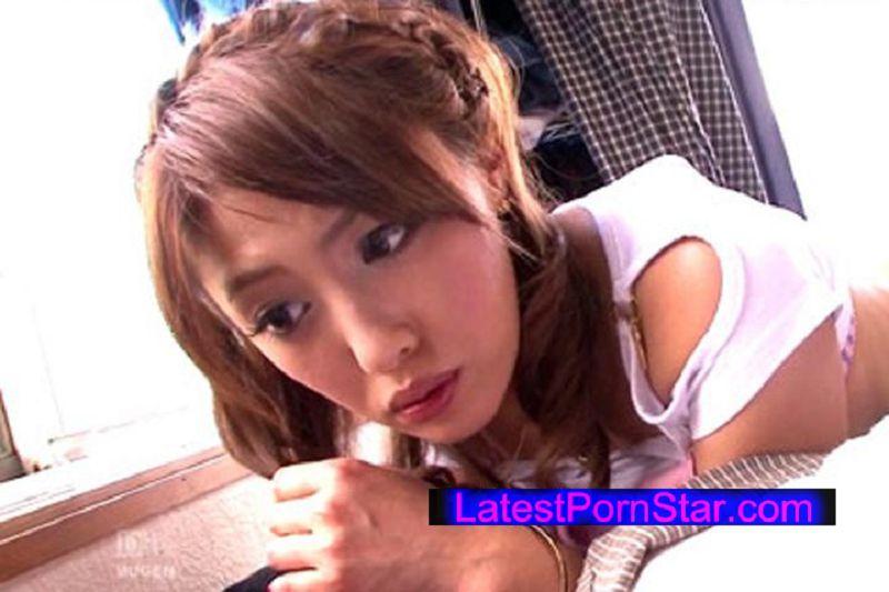 Jgirl Paradise x117 激エロ痴女の突撃!童貞筆おろし! / 麻生めい