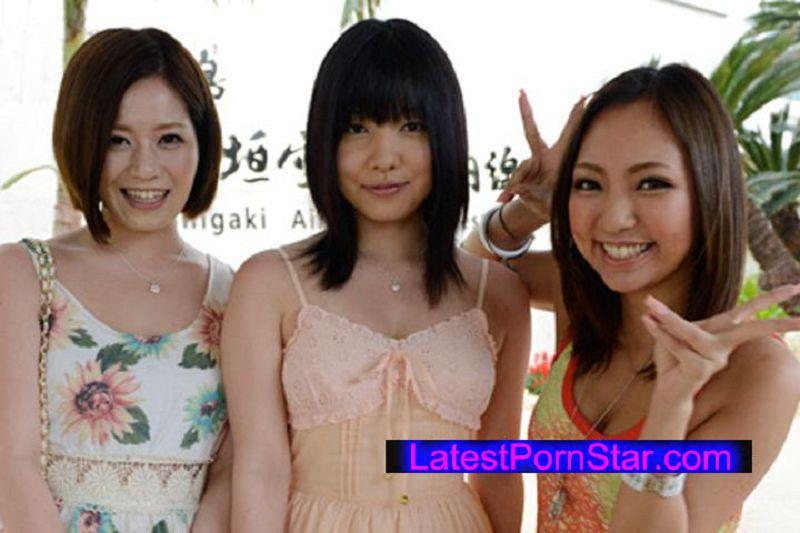 Jgirl Paradise x145 南国バカンス女3人エッチ旅 / HIKARI 浅乃美波 みなみ愛梨