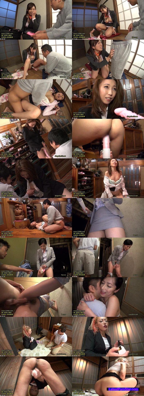 [UGUG-076] な、な、なんと!近所の奥さんが性愛グッズの訪問販売にやってきた!