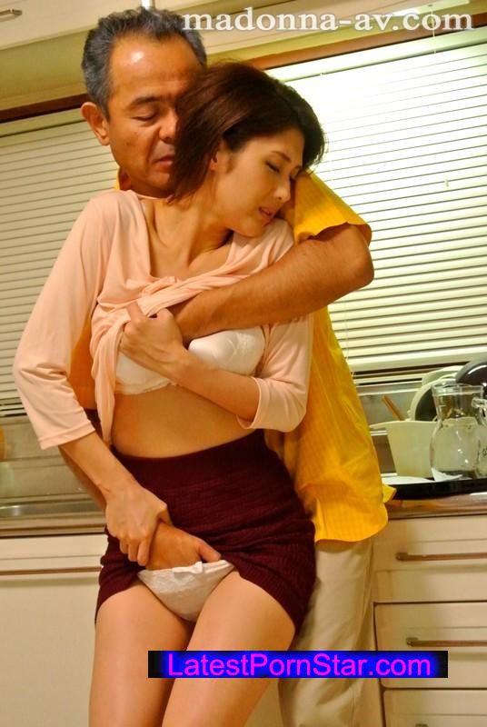 [JUX-515] マドンナ専属 人妻第二弾!!今日もまた、私は義父に抱かれるのでしょうか…。 原ちとせ