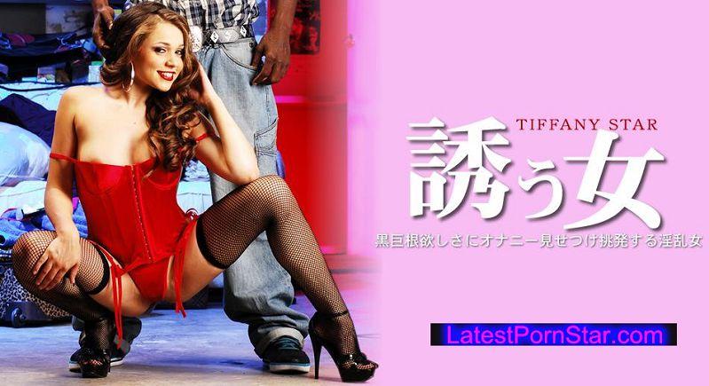 金8天国 Kin8tengoku 1212 黒巨根欲しさにオナニー見せつけ挑発する淫乱女 誘う女 TIFFANY STAR / ティファニー スター