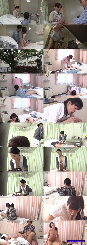 [DANDY-419] 「『おばさんで本当にいいの?』若くて硬い勃起角度150度の少年チ○ポに抱きつかれた看護師はヤられても本当は嫌じゃない」VOL.3