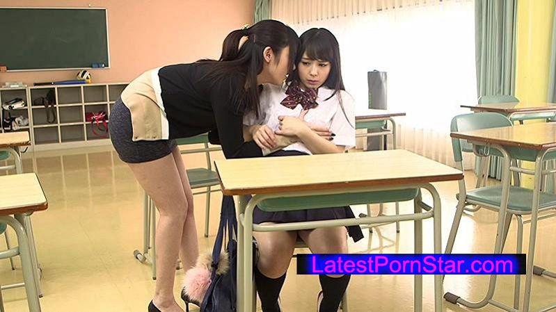 [FSET-544] 学校でレズっている女達を見つけてチ○コをねじ込んで感じさせてやった俺