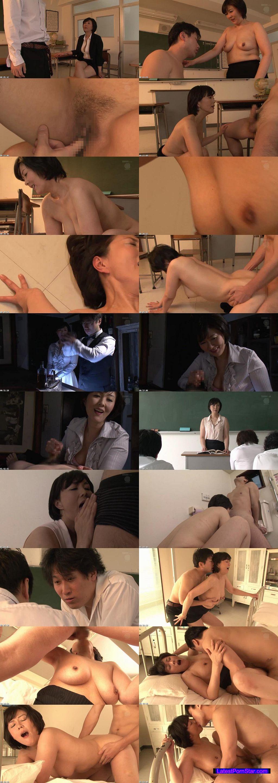 [JUX-572] 臨時女教師、ひとみの誘惑。 円城ひとみ