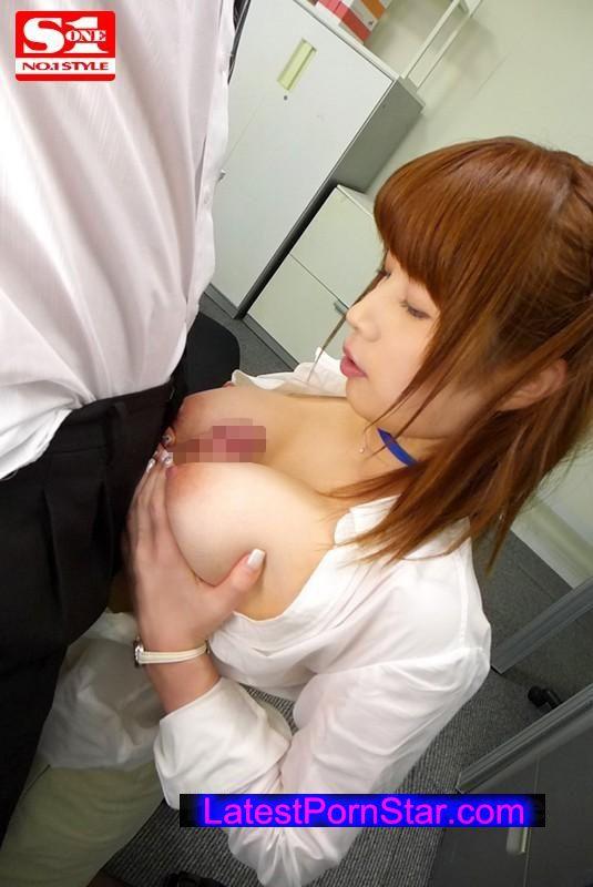 [SNIS-384] 美乳がポロリ 奥田咲
