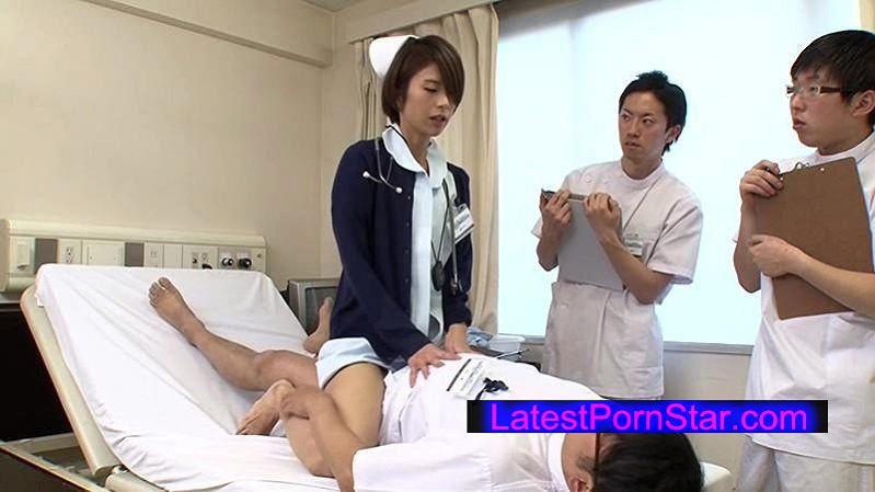 [SVDVD-462] 看護学校の実習で全裸にされ、オマ○コやお尻の穴まで男子に拭かれた私…!