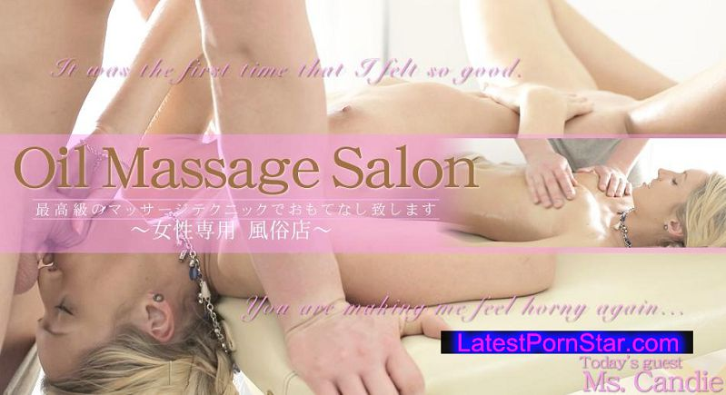 金8天国 1256 最高級のマッサージテクニックでおもてなし致します Oil Massage Salon Today`s Guest Ms.CANDIE / キャンディー