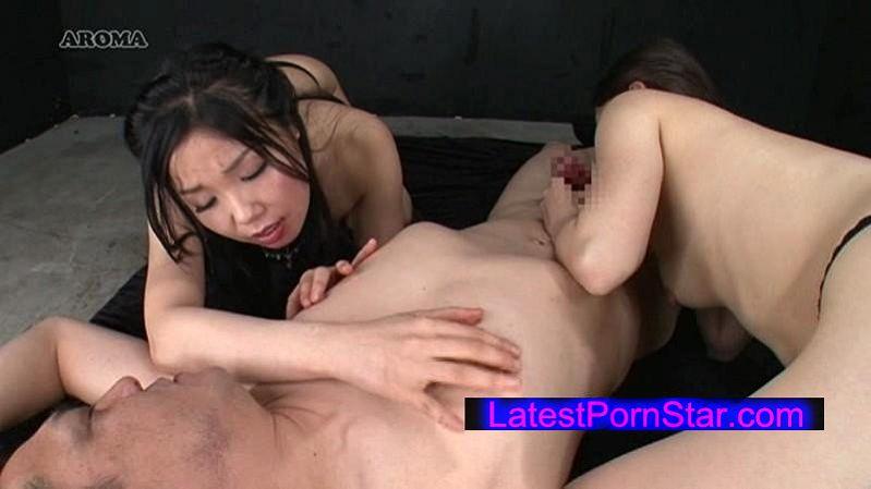 [ARM-434] 舐められ倶楽部 ねっちょり熟女のカラミ舌