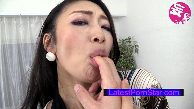 [ATFB-271] 鬼抜きリップサービス 肉棒をこよなく愛する美女 小早川怜子