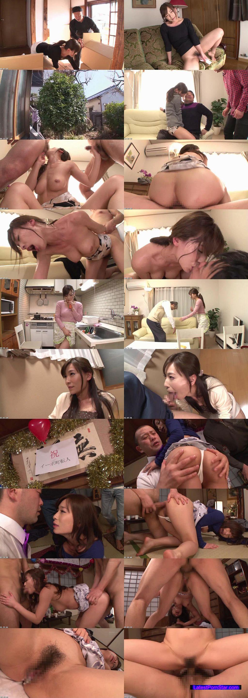 [EYAN-021] 町内で噂の膣中イキ奥様 ご近所中出し愛好会 かすみ果穂