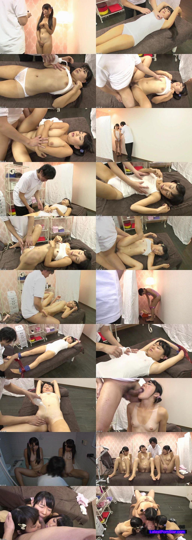 [MDTM-025] 「日焼けロリィー専門。」白黒やわ肌抱きしめエステ