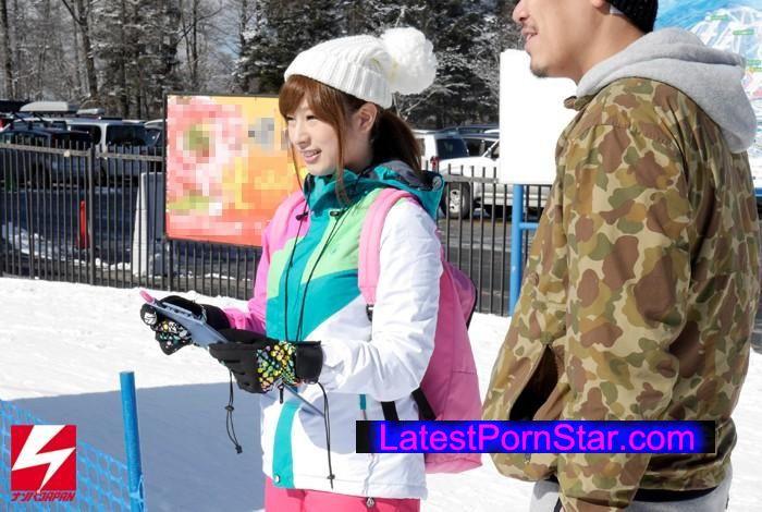 [NNPJ-085] 【脱いだらスゴイおっぱいだった】新潟のゲレンデで見つけた隠れ巨乳の現役スキー部マネージャー 広瀬あすみAVデビュー ナンパJAPAN EXPRESS Vol.27