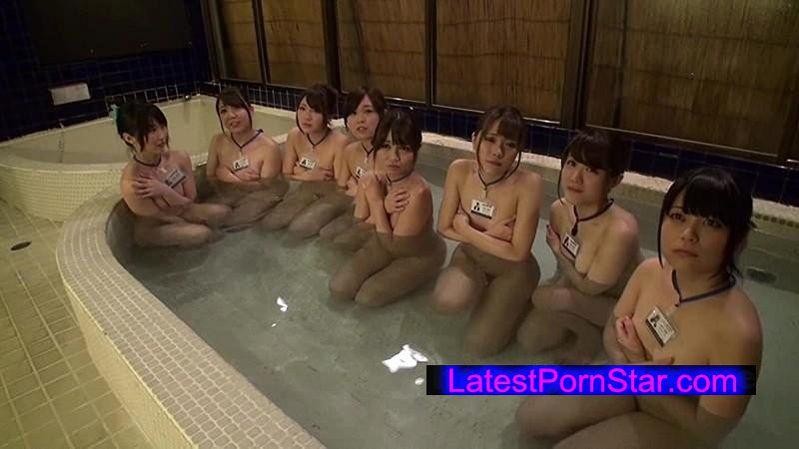 [SDMU-211] 2015年度 新卒1年目SOD女子社員お披露目!!ユーザー様おもてなし研修混浴温泉バスツアー