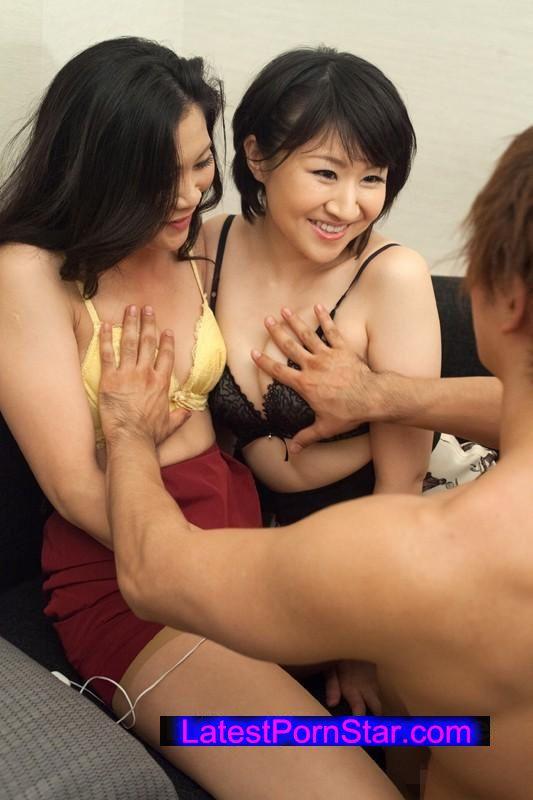 [SHE-177] 美魔女ナンパ!!生ズキ40代!しみけんのガチ攻略!銀座編