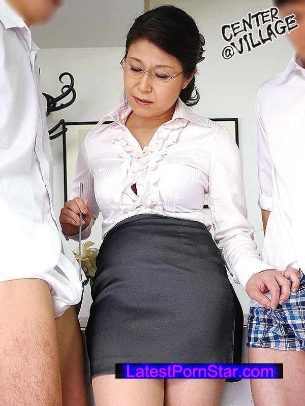 [SOUL-59] 完熟女校長の童貞生徒狩り 水野淑恵