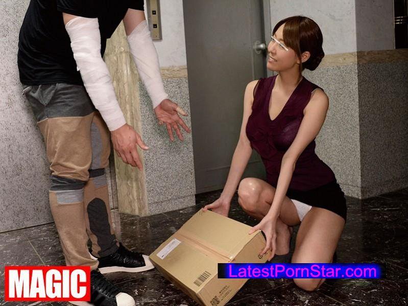 [TEM-016] 困っている人を見るとほっとけない!!世話好き過ぎてなんでもしてくれちゃう隣の美人妻