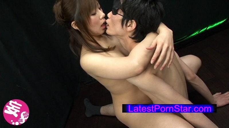 [ASFB-140] 粘膜と粘膜で感じ合う甘〜いキスしようよ 淫舌と唾液が混じり合う最高のエロス