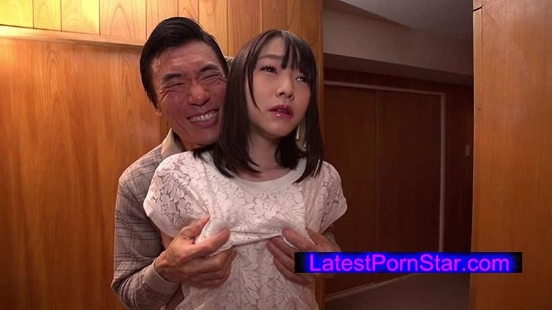 [HBAD-282] 義父の異様な愛欲 母に内緒で玩具にされる娘の躰 涼川絢音