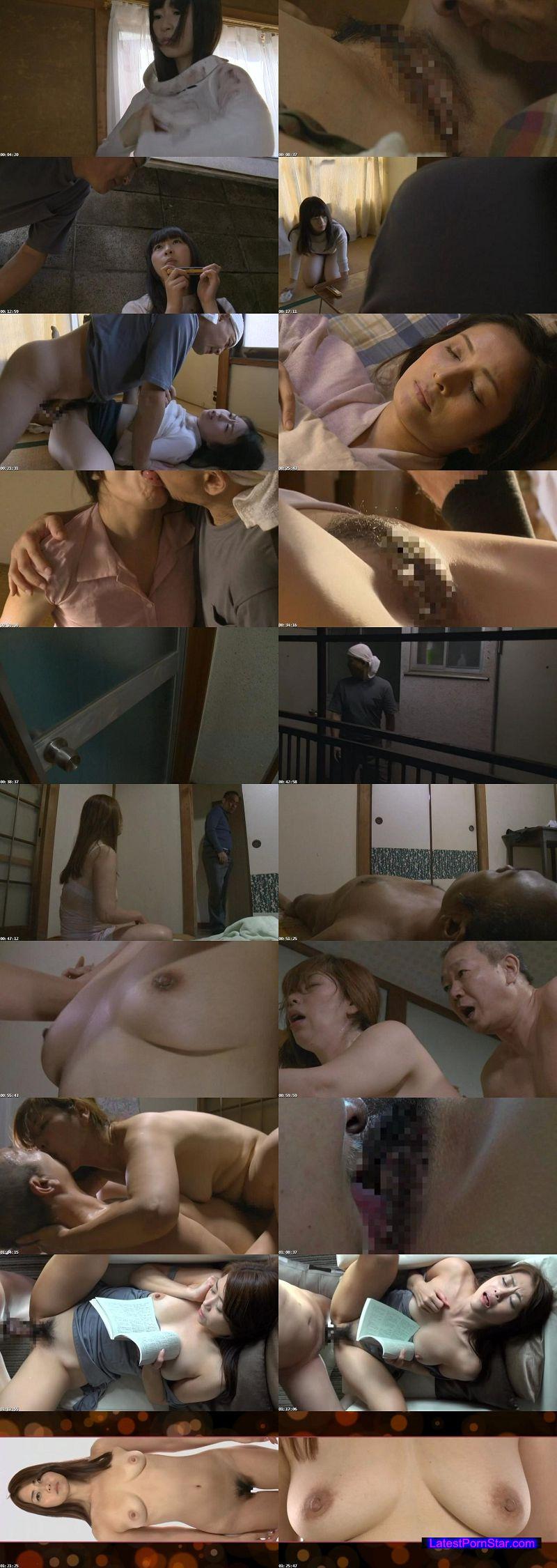 [HTMS-068] セックスの匂いがする 熟女と中年女