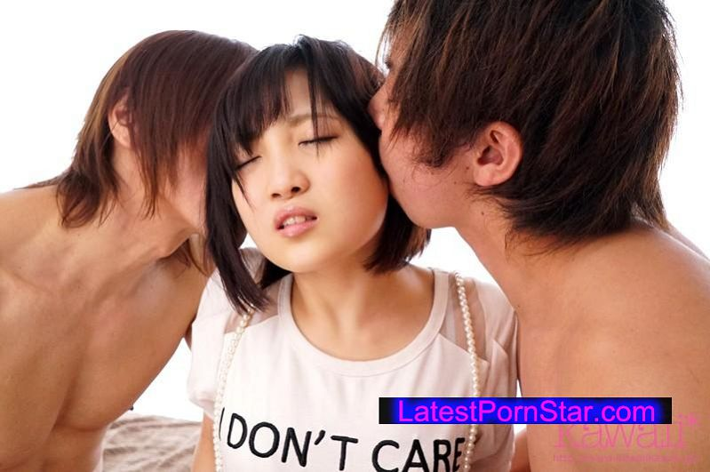 [KAWD-654] 新人!kawaii*専属デビュ→ 原石美少女☆広くて大きな海が好き 広瀬うみ