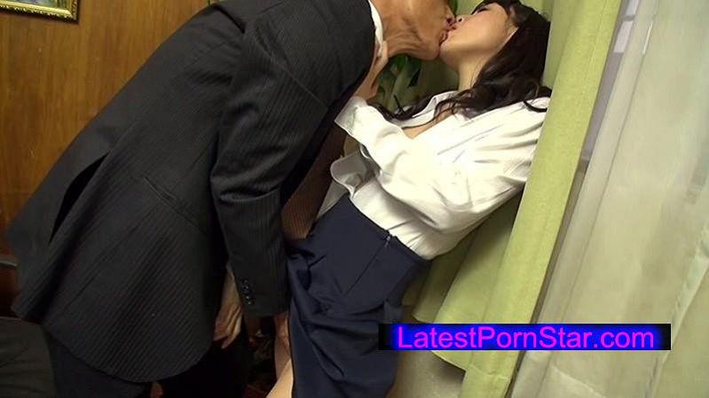 [NASS-258] デカチンな夫の上司に犯され堕ちる人妻 3章