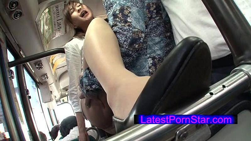 [NHDTA-684] 痴漢師に無理やり挿れられたリモバイが取れず痙攣イキしてしまうタイトスカートの女