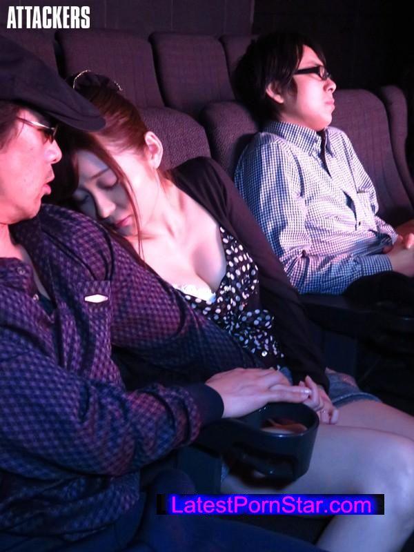 [RBD-690] 痴漢映画館9 こんな所で…なのに、なのに私ったら…! 石原莉奈