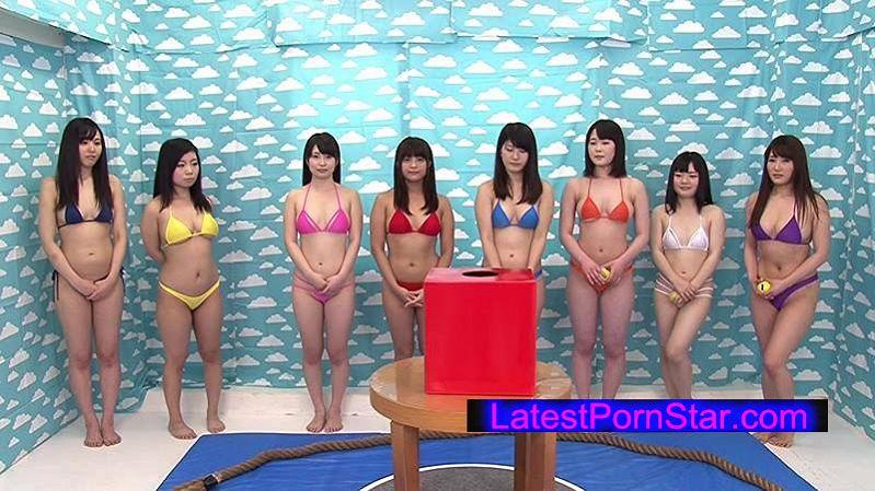 [RCT-750] 尻相撲トーナメント 巨尻大戦 尻自慢8人による絶対負けられない女のケツバトル!!