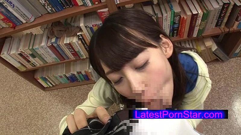 [HUNTA-031] 静寂の逆ナンパ!昼下がりの都内某所の図書館は若妻たちの逆ナンスポット!!ただ座って本を読んでいるだけで誘惑してくるんです!本当です!堪りません!ただ一つ難点は生挿入で中に出すまで許してくれないという事です。