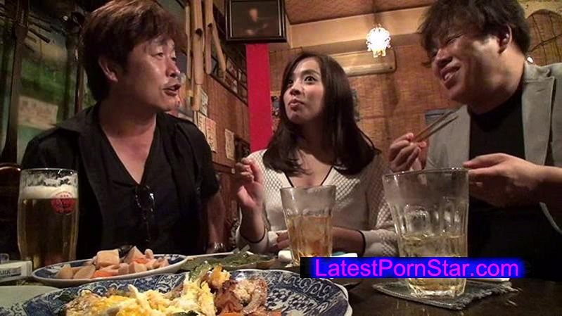 [RMO-003] 新婚3日目の大人気AV女優「佐々木恋海」を現場終わりに持ち帰り
