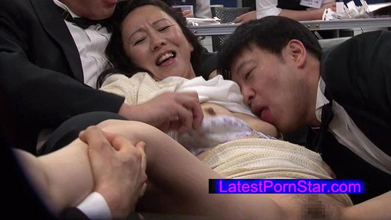 [TMRD-693] ザ・面接 VOL.144 熟妻 桃尻 ペニス部女子 肛門みせてよ