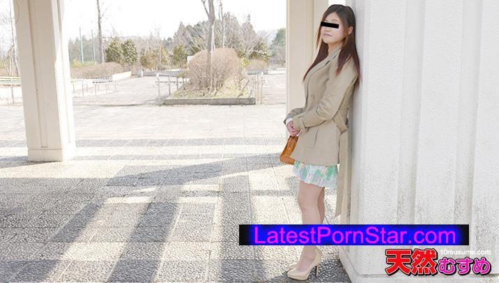 天然むすめ 10musume 081015_01 巨乳娘はフェラ上手 葉山楓