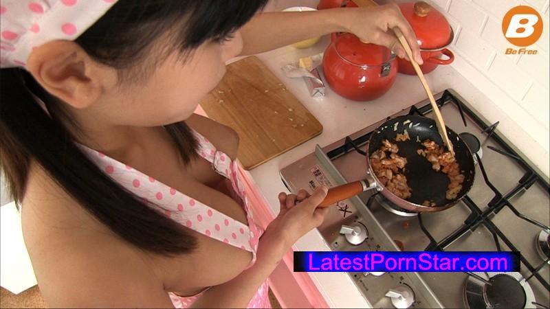 [BF-401] 恋のレシピはGカップ お料理教室の先生、初エッチいただきます