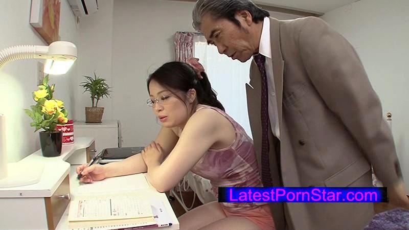 [JKZK-035] 親父の教え子 小島薫