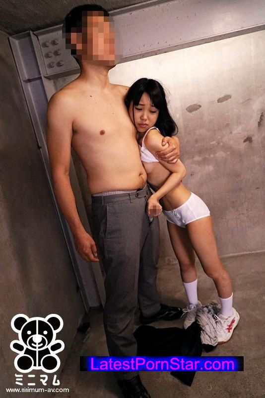[MUM-176] 華奢ガリ少女。初撮りデビュー。さとうみるく147cm