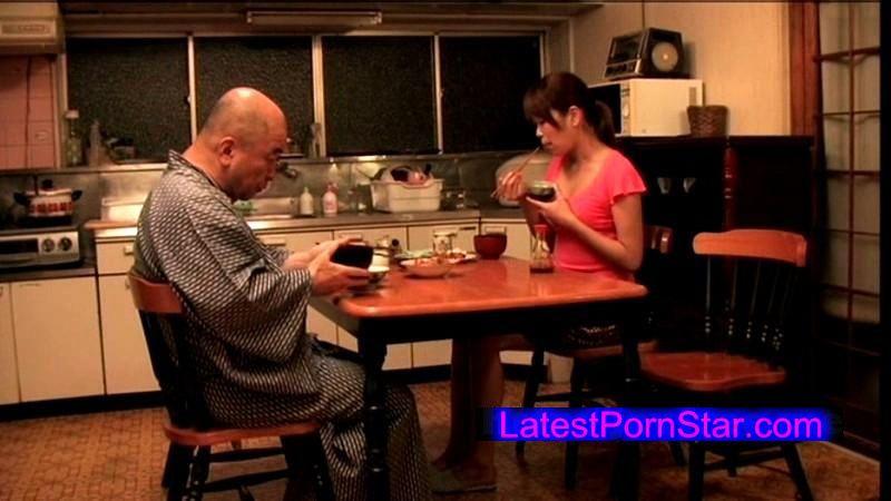 [NSPS-049] 義父と嫁 夏の秘め事