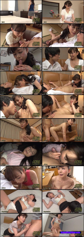 [OKSN-249] 息子を溺愛する母、三浦恵理子と申します。