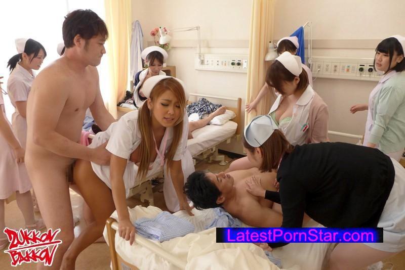 [ZUKO-085] 病院まるごと一棟全員と中出し乱交