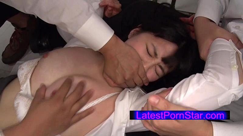 [DVAJ-0056] 女教師輪姦レイプ 長澤えりな