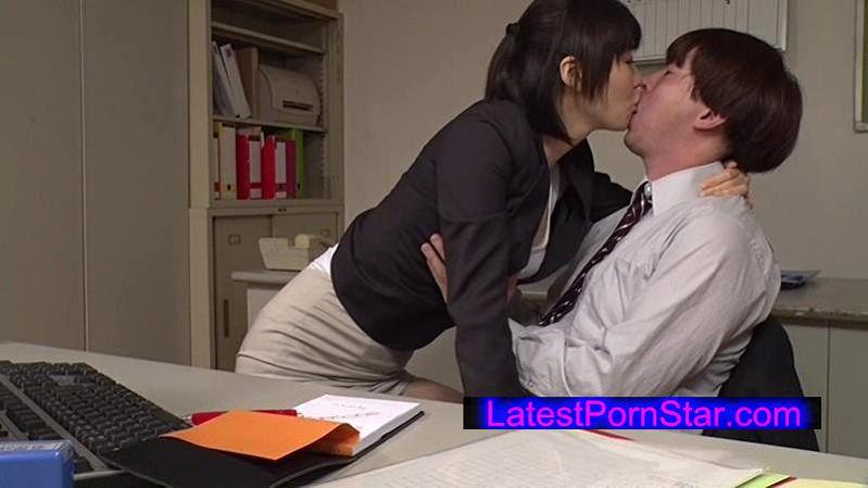 [JKD-007] 熟女はキスをガマンできない 森ななこ