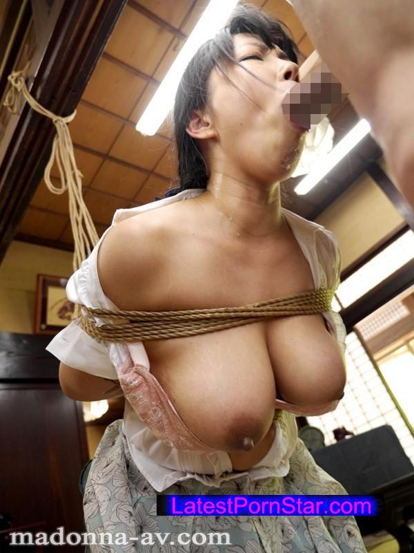 [JUX-687] 義父に縛られた美嫁 三喜本のぞみ