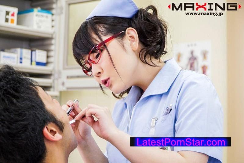 [MXGS-806] 淫乱痴女ナース×香純ゆい 患者たちを次々と元気にさせる新人ナースのエッチな看護治療
