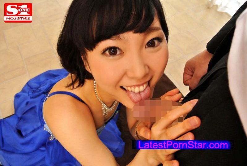 [SNIS-492] 超高級風俗嬢 奥菜莉乃